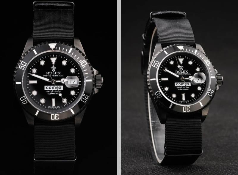 I tre materiali di Rolex ti spiegano perché sono i migliori orologi replica